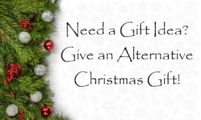 alternative christmas gifts Archives - Christian Church in Oklahoma