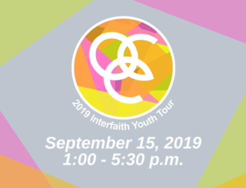 Registration is Now Open: Interfaith Youth Tour of OKC Set for Sept. 15, 2019
